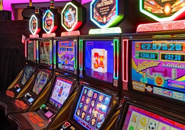разрешение игровые автоматы