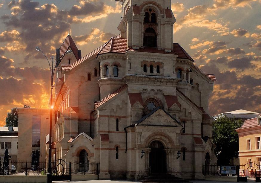 Одесса – город разных религий. Храмы Одессы