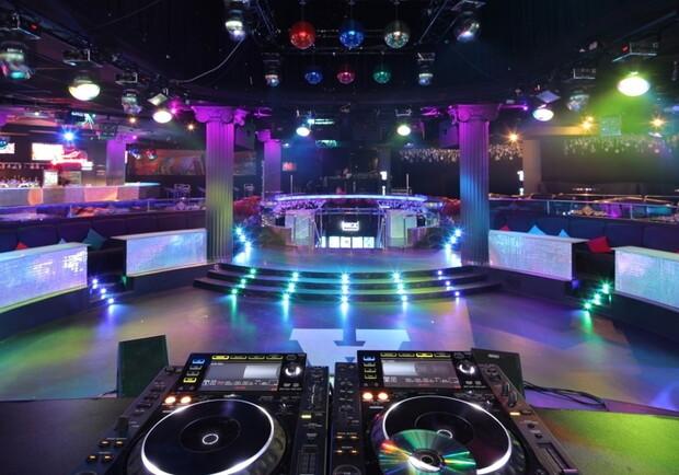 Ночные клубы в арене киев цвета для ночного клуба