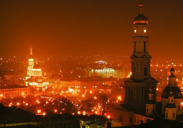 Красивые фотографии Харькова, сделанные с городских крыш - Харьков  Vgorode.ua