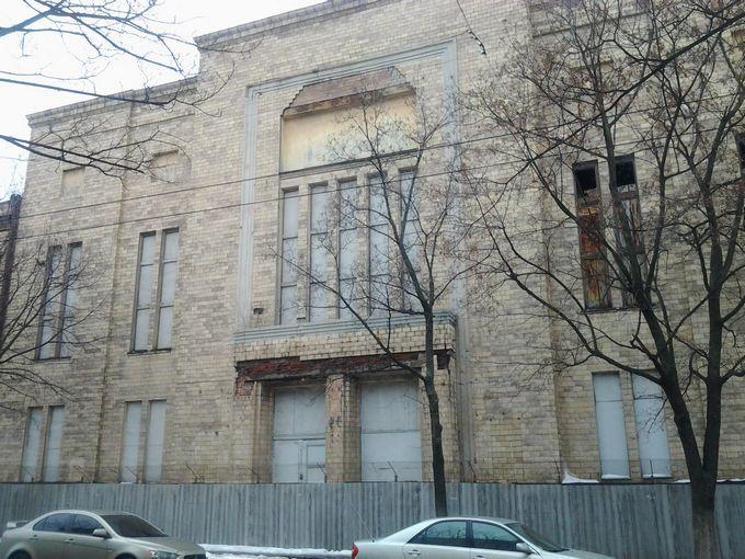 На месте театра Муссури: в Харькове появится многофункциональный ...